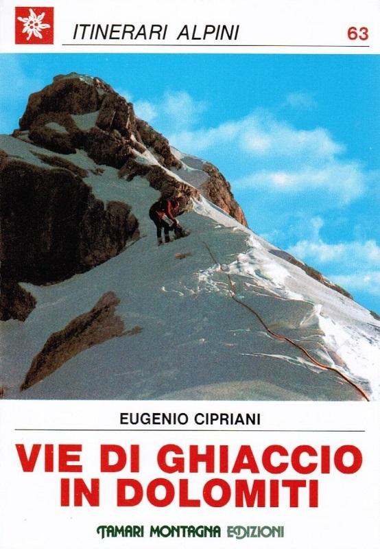 Vie di ghiaccio in Dolomiti