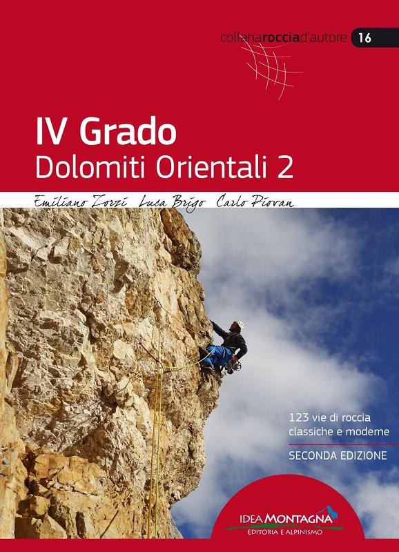 IV grado Dolomiti Orientali vol. 2