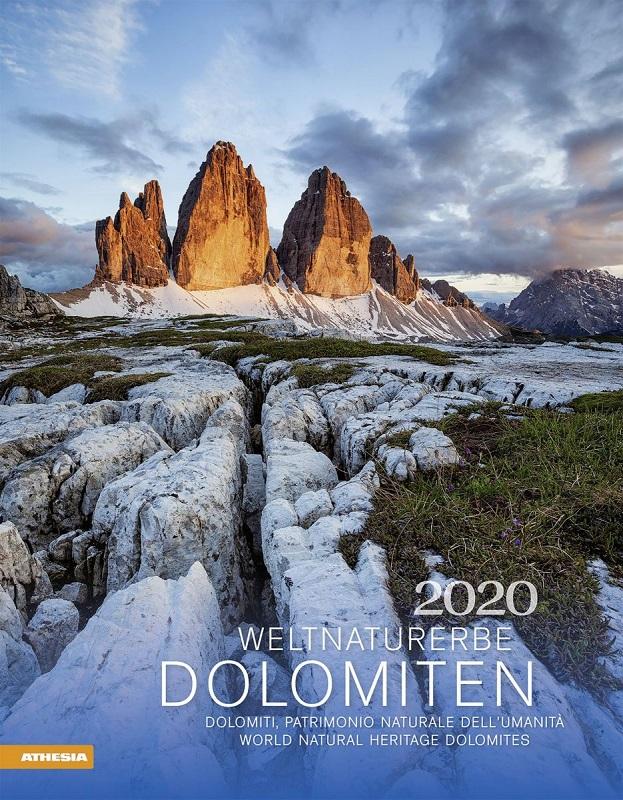 Meridiani Montagne Calendario 2020.Calendario Dolomiti 2020