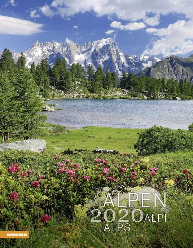 Meridiani Montagne Calendario 2020.Calendario Alpi 2020