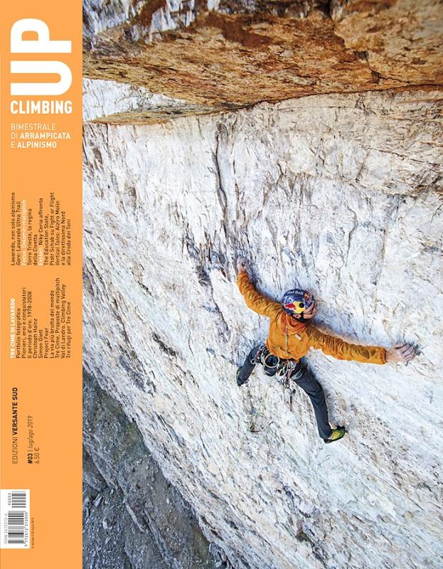 UP CLIMBING #3 - Tre Cime di Lavaredo