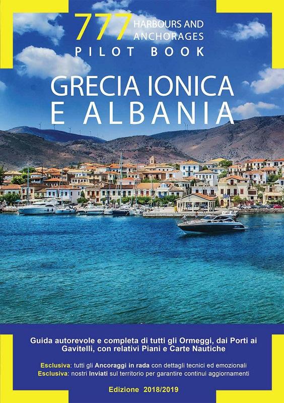 777 Grecia Ionica e Albania - Da Velipoje a Capo Maleas e Isole Ioniche