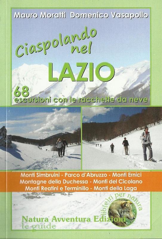 Ciaspolando nel Lazio