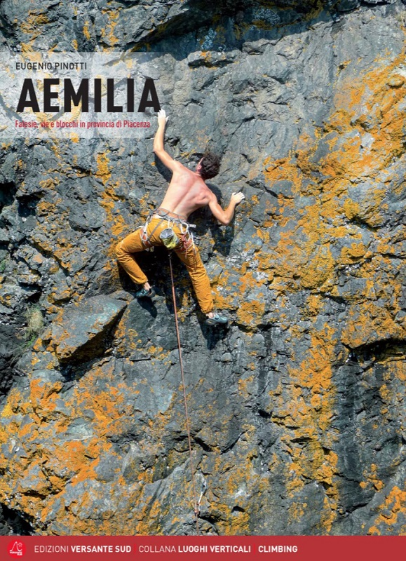 Aemilia - Falesie, vie e blocchi in provincia di Piacenza