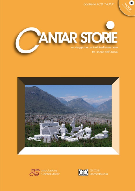Cantar Storie (vol. 4) + CD