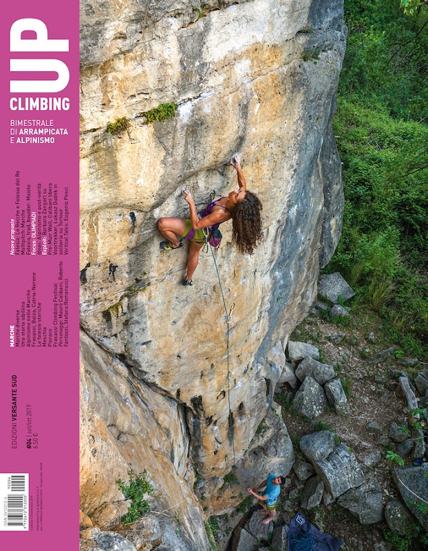 UP CLIMBING #4 - Marche