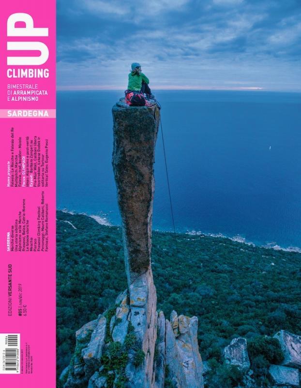 UP CLIMBING #5 - Sardegna