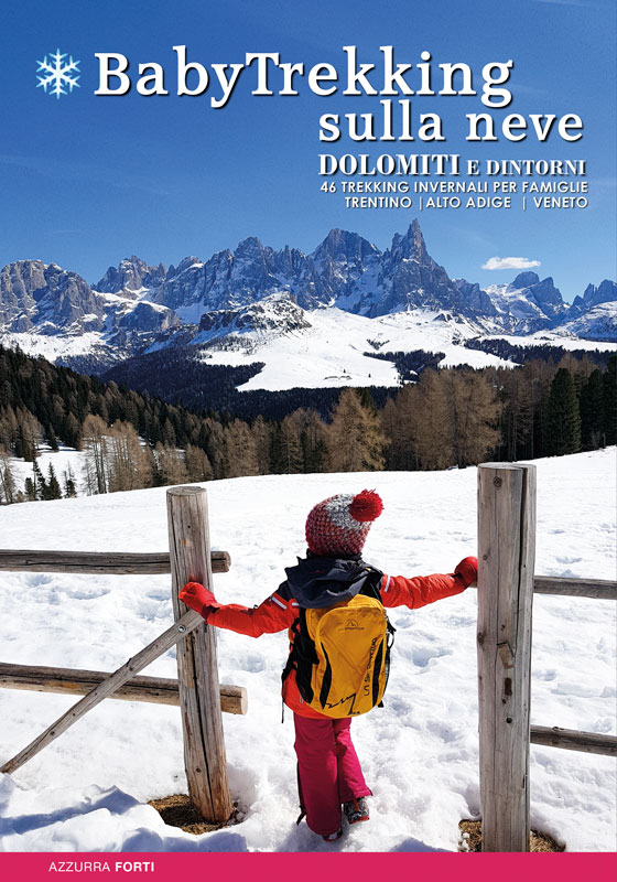 BabyTrekking sulla neve - Dolomiti e dintorni