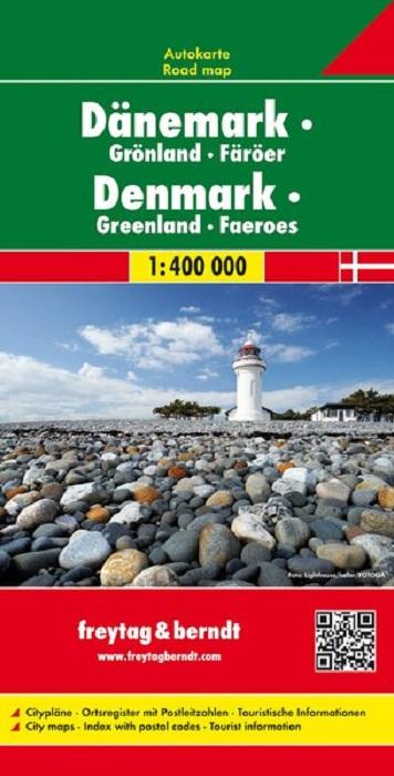 Danimarca Groenlandia Faroer