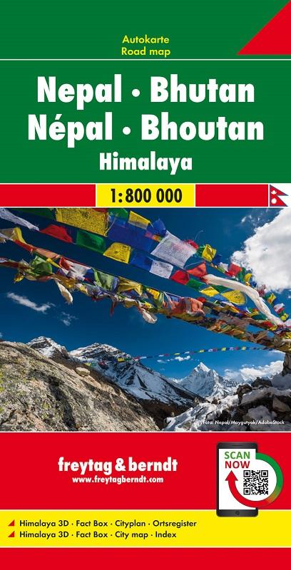 Nepal – Bhutan