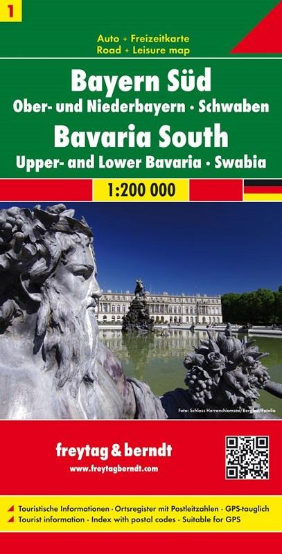 Baviera Sud e Centro