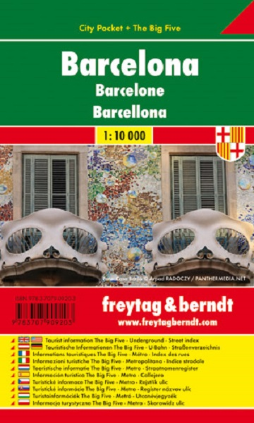 Barcellona (pocket)