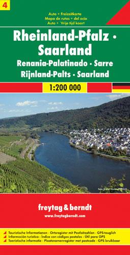 Renania Palatinato - Saar / Rheinland Pfalz - Saarland