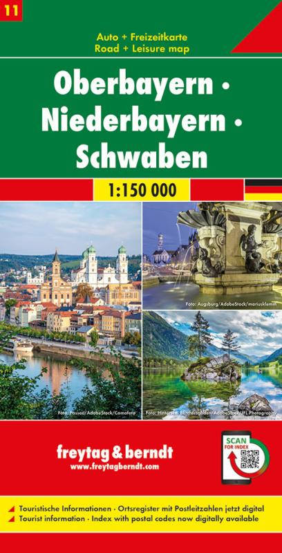 Alta Baviera - Bassa Baviera - Svevia