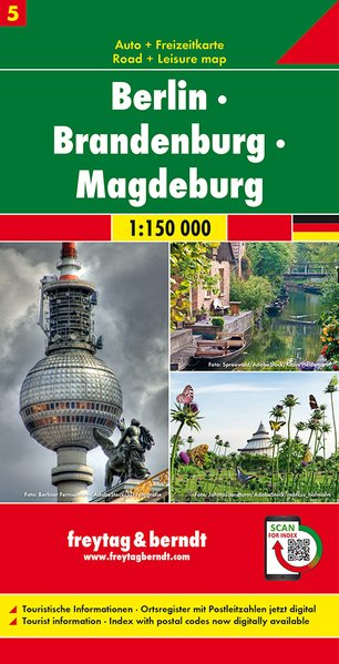 Berlin – Brandenburg – Magdeburg