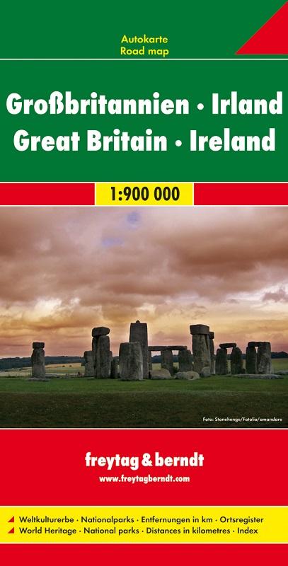 Gran Bretagna - Irlanda