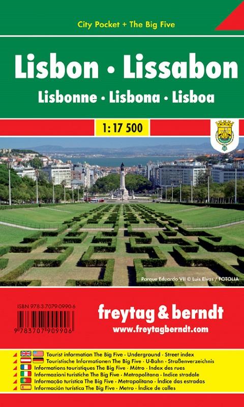Lisbona (pocket)