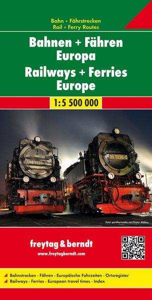 Europa treni e traghetti