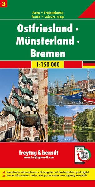 Ostfriesland – Münsterland – Bremen