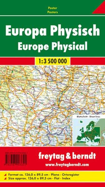 Europa fisica (poster)
