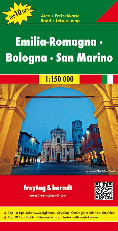 Emilia-Romagna – Bologna – San Marino