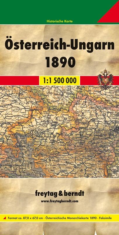 Austria- Ungheria 1890