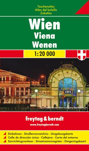 Vienna pocket atlas