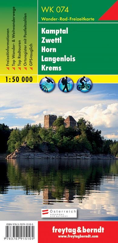 Kamptal – Zwettl – Horn – Langenlois – Krems