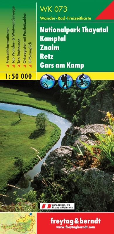 Nationalpark Thayatal – Kamptal – Znaim – Retz – Gars am Kamp