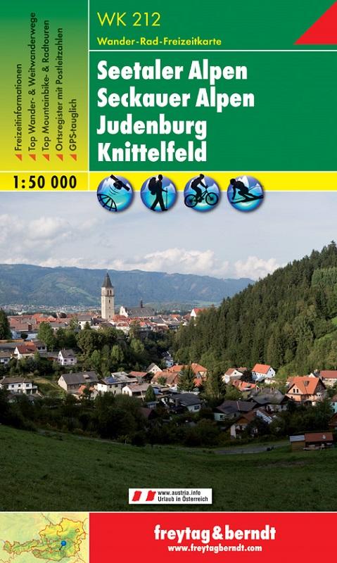 Seetaler Alpen – Seckauer Alpen – Judenburg – Knittelfeld