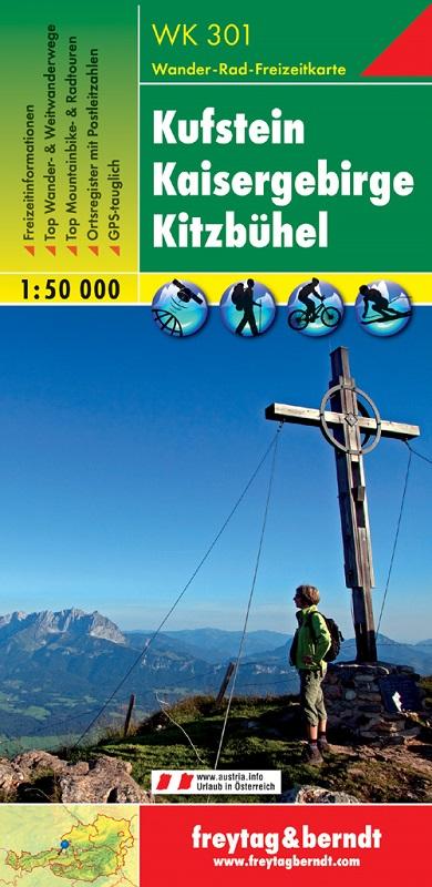 Kufstein – Kaisergebirge – Kitzbühel