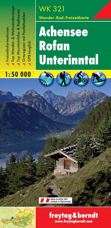 Achensee – Rofan – Unterinntal