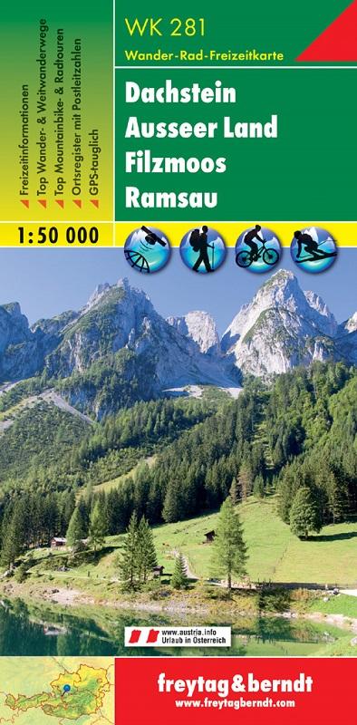 Dachstein – Ausseerland – Filzmoos – Ramsau