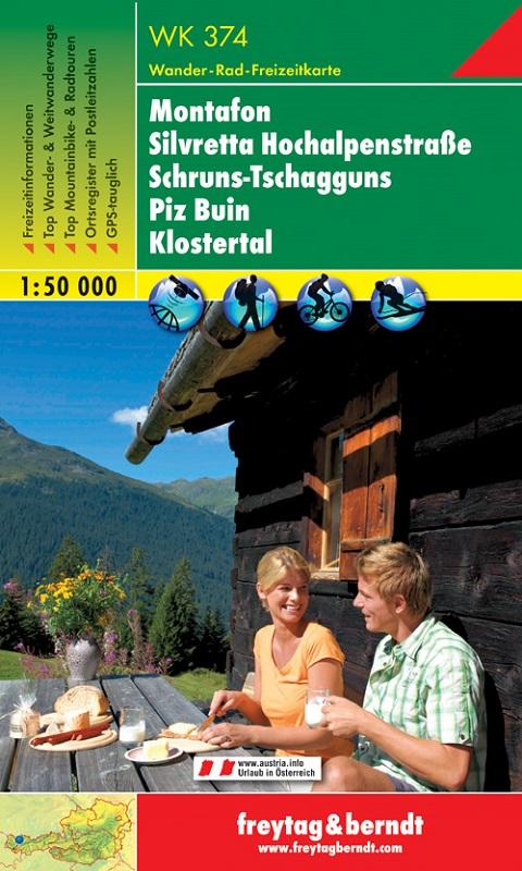 Montafon – Silvretta Hochalpenstraße – Schruns-Tschagguns – Piz Buin – Klostertal