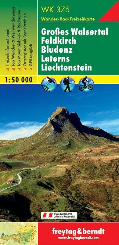 Großes Walsertal – Feldkirch – Bludenz – Laterns – Liechtenstein