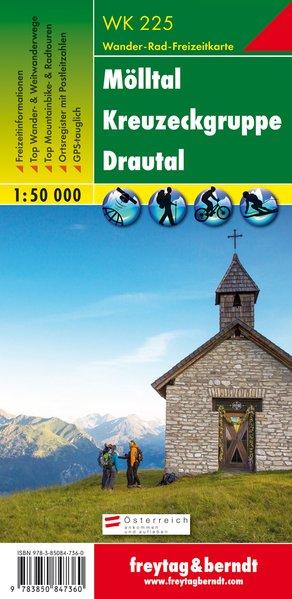 Mölltal – Kreuzeckgruppe – Drautal