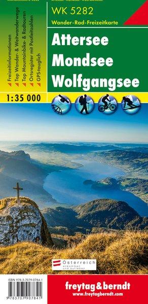 Attersee – Mondsee – Wolfgangsee
