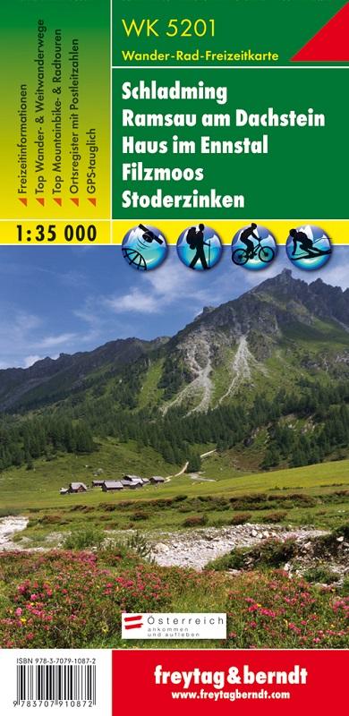 Schladming – Ramsau am Dachstein – Haus im Ennstal – Filzmoos – Stoderzinken