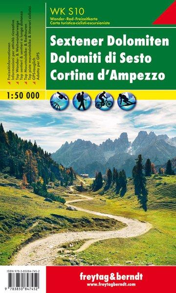 Sextener Dolomiten/Dolomiti di Sesto, Cortina d'Ampezzo