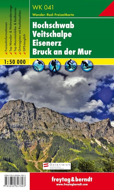 Hochschwab – Veitschalpe – Eisenerz – Bruck an der Mur