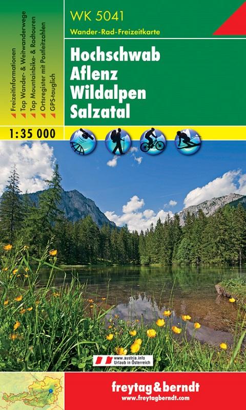 Hochschwab – Aflenz – Wildalpen – Salzatal
