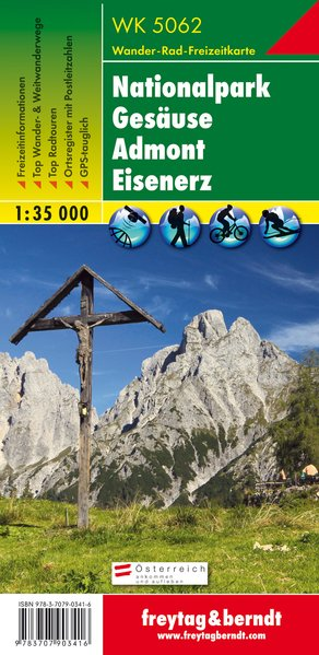 Nationalpark Gesäuse – Admont – Eisenerz