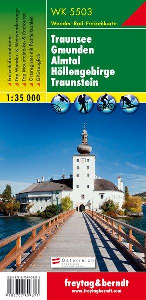 Traunsee – Gmunden – Almtal – Höllengebirge – Traunstein