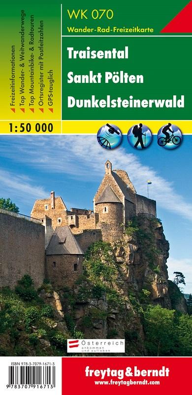 Traisental – St. Pölten – Dunkelsteinerwald
