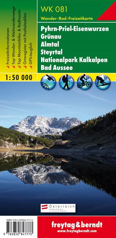 Pyhrn-Priel-Eisenwurzen – Grünau – Almtal – Steyrtal – Nationalpark Kalkalpen – Bad Aussee