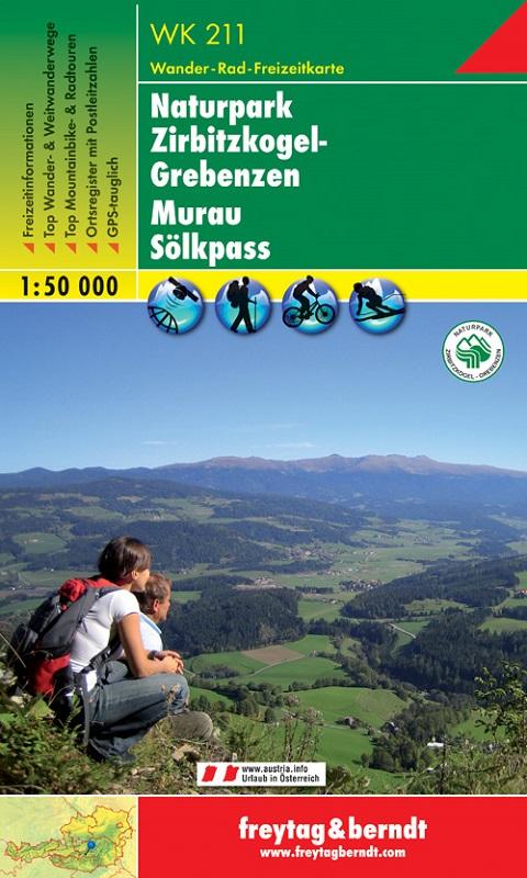 Naturpark Zirbitzkogel-Grebenzen – Murau – Sölkpass
