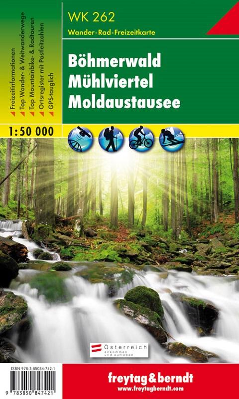 Böhmerwald – Mühlviertel – Moldaustausee