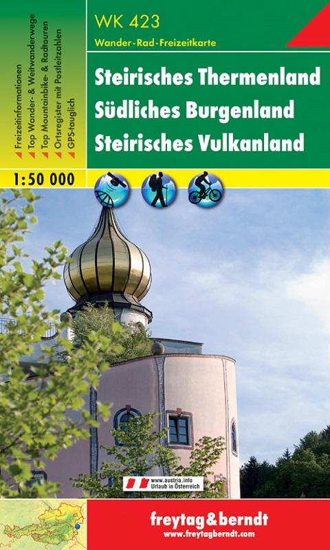 Steirisches Thermenland – Südliches Burgenland – Steirisches Vulkanland