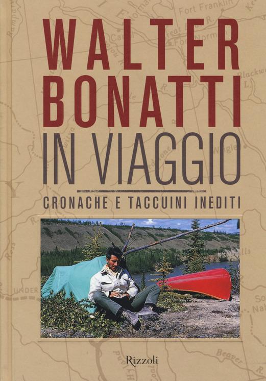 Walter Bonatti in viaggio