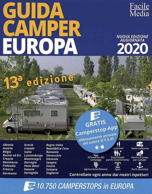 Guida camper Europa 2020